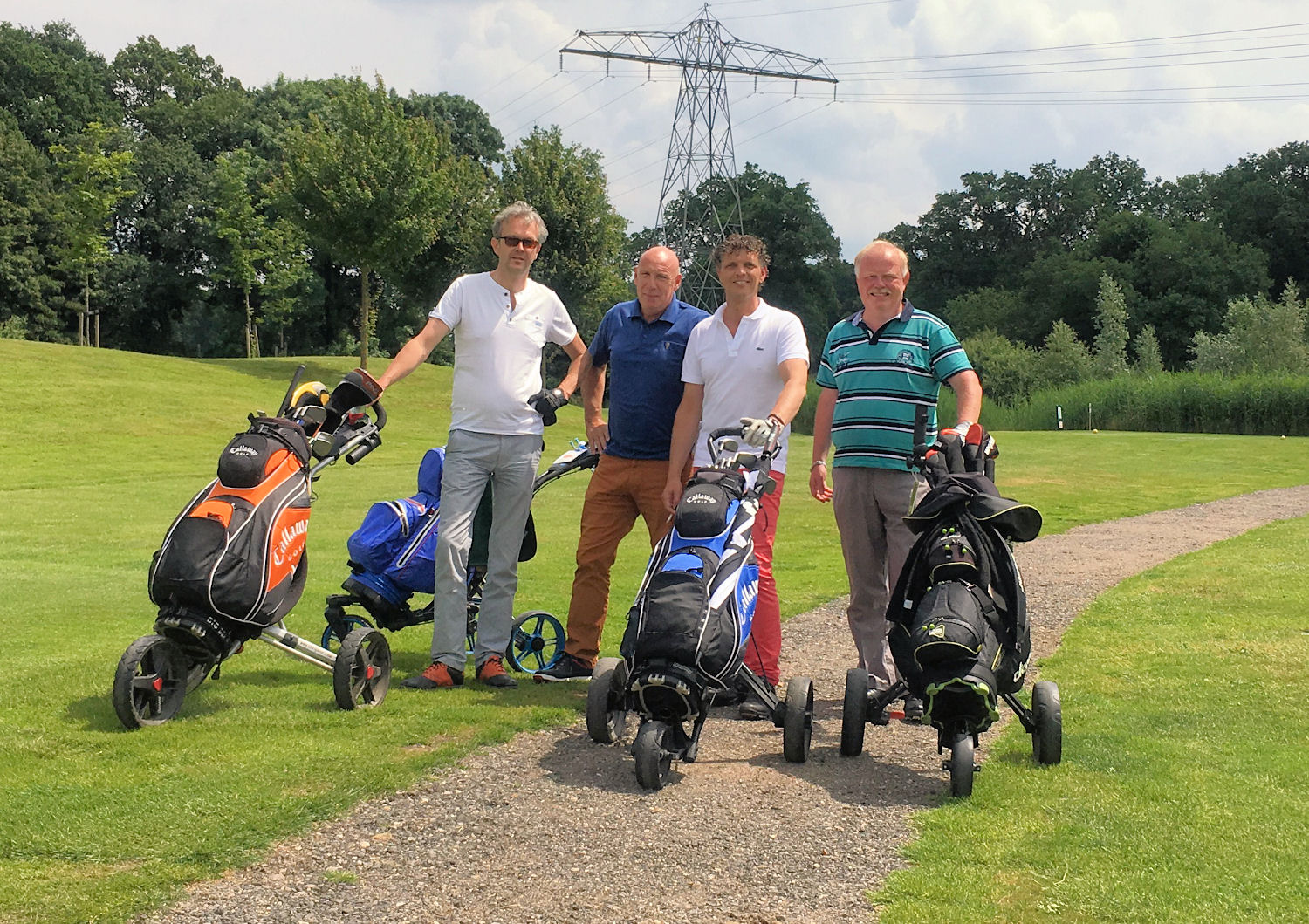 Golf en Business leden